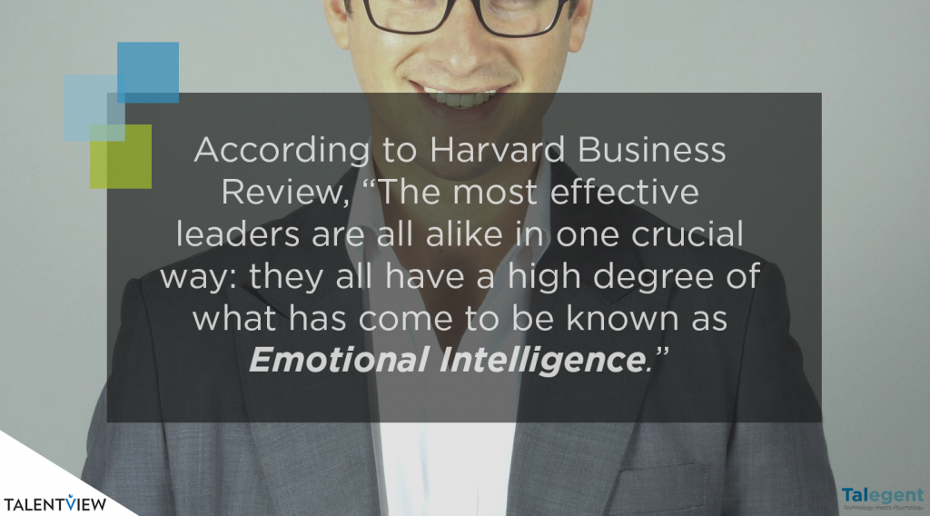 Importance of emotional intelligence assessment, emotional intelligence according to Harvard Business Review