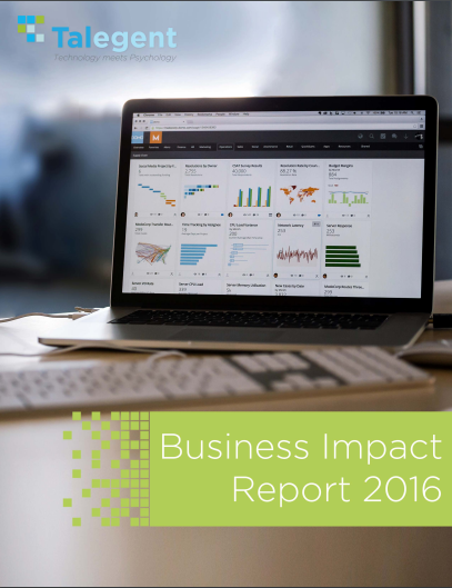 Talegent 2016 Mid-Year Business Impact Report