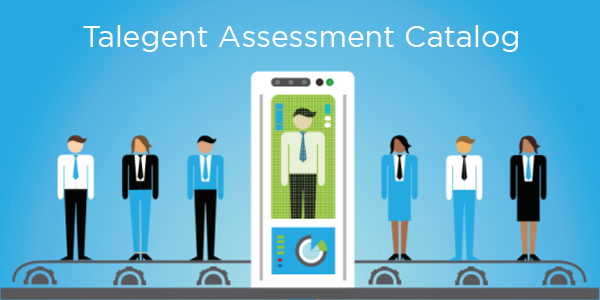 Talegent' Catalog for talent assessment