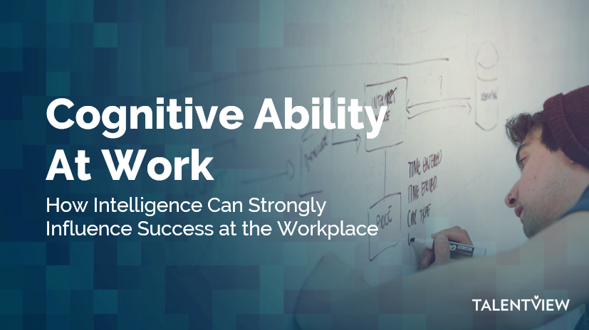 Cognitive Ability at Work